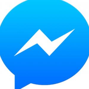 Mac版「facebookメッセンジャー」