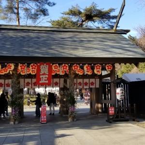 【野田・櫻木神社♪】