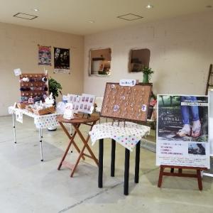 【久喜提灯祭り 靴屋シェーネ店頭にて ヘアアクセサリー販売レポ♪】