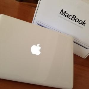 【古いけど、やっぱり大好き 白Mac♪】