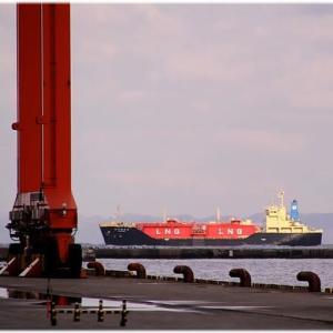 貨物埠頭 ・・・