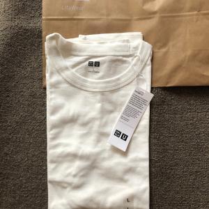 【UNIQLO】初めて購入したMENSのUNIQLOUTシャツ