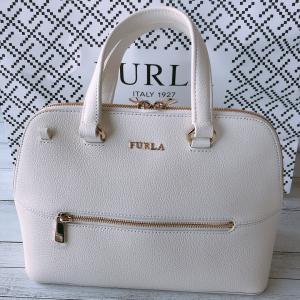 【FURLA】一目惚れしたショルダーにもなるホワイトバッグと七夕