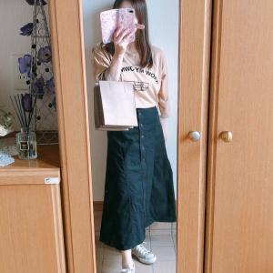 【コンバース】秋になると履きたくなるスニーカーで秋コーデ/初めて購入したロムアンドティント