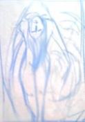 絵画<アトランダム> 「WOMAN」(デッサン) 油絵屋大哲‐公式ホームページ