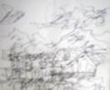 絵画<アトランダム> 「ある風景」(デッサン) 油絵屋大哲‐公式ホームページ