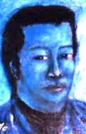 「男性の肖像」 油絵(SM号) 油絵屋大哲‐公式ホームページ