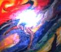 「女神伝来」 油絵(F10号)¥200,000 油絵屋大哲‐公式ホームページ #油絵屋 #大哲 #画家 #公式HP #門司港レトロ #大正時代 #鬼滅の刃 門司港レトロ<大正浪漫>鬼滅の刃 門司港レトロ<大正時代>鬼滅の刃