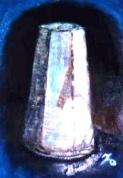 「壺」 油絵(SM号)¥40,000 油絵屋大哲‐公式ホームページ #油絵屋 #大哲 #画家 #公式HP #門司港レトロ #大正時代 #鬼滅の刃 門司港レトロ<大正浪漫>鬼滅の刃 門司港レトロ<大正時代>鬼滅の刃