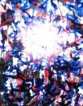 「MUDAI」(抽象) 油絵(F8号)¥160,000 油絵屋大哲‐公式ホームページ #油絵屋 #大哲 #画家 #公式HP #門司港レトロ #大正時代 #鬼滅の刃 門司港レトロ<大正浪漫>鬼滅の刃 門司港レトロ<大正時代>鬼滅の刃