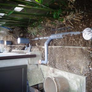 下水の漏れが直る