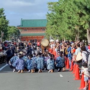 京都国立近代美術館と京都学生祭典