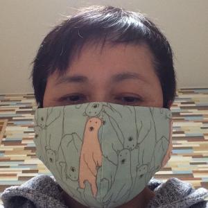 マスク作ってみた