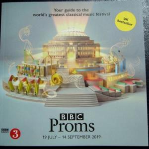 BBC Proms ( プロムス ) 2019 私選リスト その1 [7月]