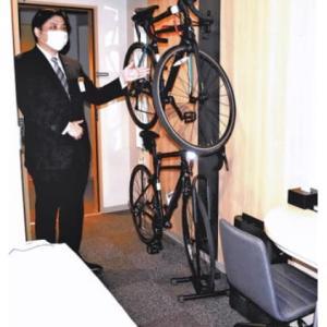 今日以降使えるダジャレ『2590』【愛媛県今治市】■しまなみ海道を走るサイクリストの拠点へ…客室に自転車持ち込みOKのホテル誕生