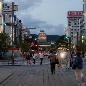 世界遺産がある街並み