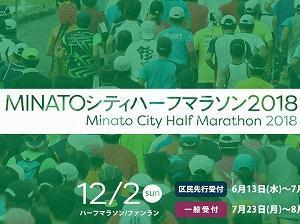 MINATOシティハーフマラソン エントリー不可能!!!