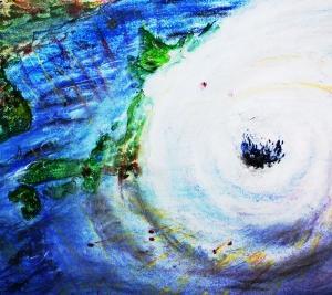 十二年前の予見? スーパー台風