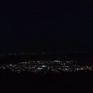 六甲山荘からの夜景o(^-^)o