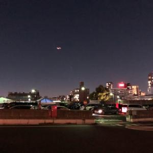 夜景にウットリ☆品川プリンスホテルアネックスタワーの駐車場