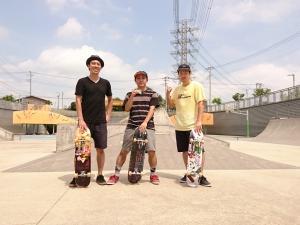 全日本フリースタイルスケートボード選手権2016