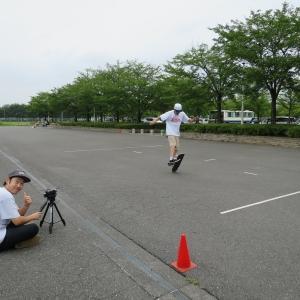 フリースタイル・スケートボード練習会