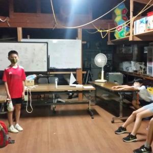 【ボーイ隊】デンコーチトレーニング