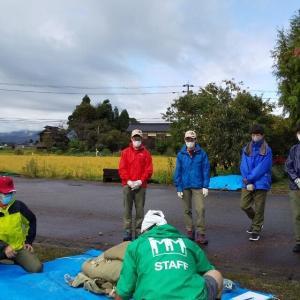 【ボーイ隊】テント訓練集会