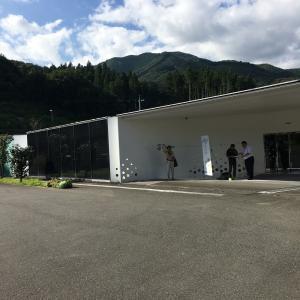 富弘美術館へ行ったよ。