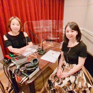 ラジオのゲスト!スタイリスト清水久美子さん