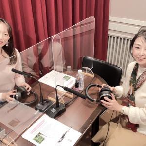 ラジオゲスト&WOMANEXPO