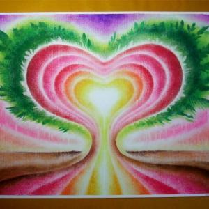 あなたの中の大きな「愛しみ」が拡がるアート..。o○*
