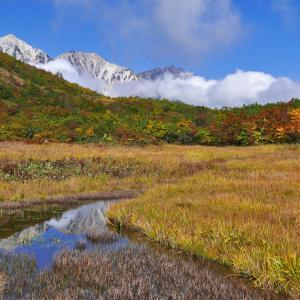 10月 紅葉の唐松岳-不帰ノ嶮山行報告(1日目-1 唐松山荘まで)