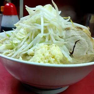 小ラーメン豚入り|ラーメン二郎桜台駅前店