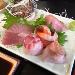 お食事処 かいがん & 江島大橋(ベタ踏み坂)