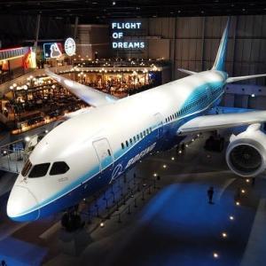 中部国際空港(セントレア) & FLIGHT OF DREAMS