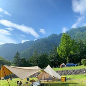 2020夏・奥飛騨温泉郷オートキャンプ場