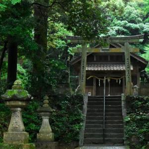 尾降神社(おさがりじんじゃ)/福岡県宗像市