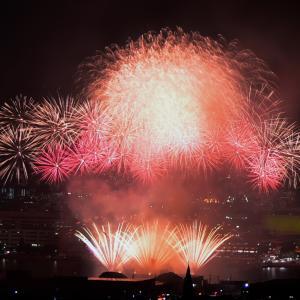 わっしょい百万大花火/わっしょい百万夏まつり 福岡県北九州市