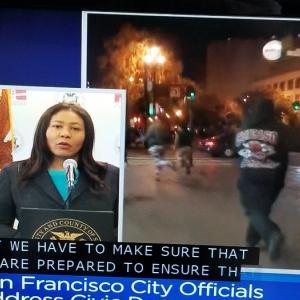 31日 日曜夜の都市封鎖を発表  SF市長