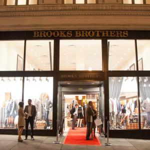 SFでお馴染み 老舗・紳士服メーカー「ブルックス・ブラザース」 経営破綻