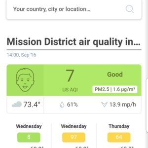 これからは大気汚染情報Mapも必要だ