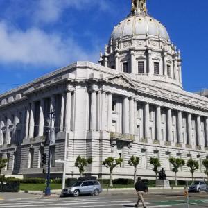 コロナ感染者が減ったっサンフランシスコ