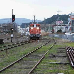 10年前あの頃 松浦鉄道にDL入線