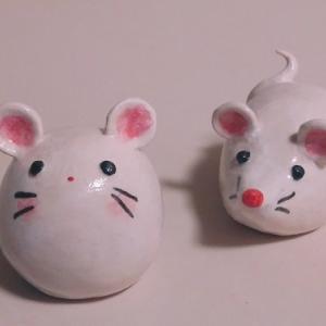 ネズミちゃん -完成-