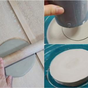 半磁器の小鉢 贈り物用 12