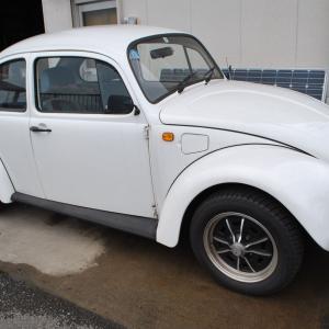 VW メキシコビートル チャージランプ点灯せず 修理