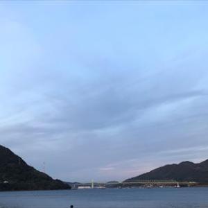 周防大島釣行!朝の部(^_-)-☆。。。
