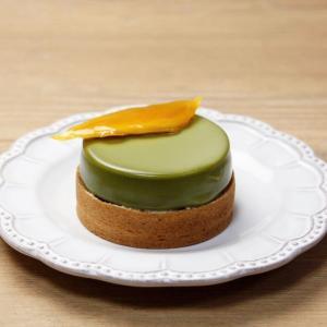 tarte vert mangue paris s'éveille !!