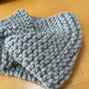 編み物の初めての方向けのコースをはじめました!